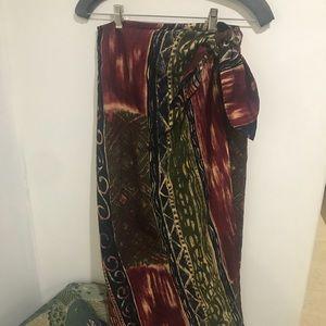 NWOT Wrap Around Express Skirt 🌻💯 Skirt